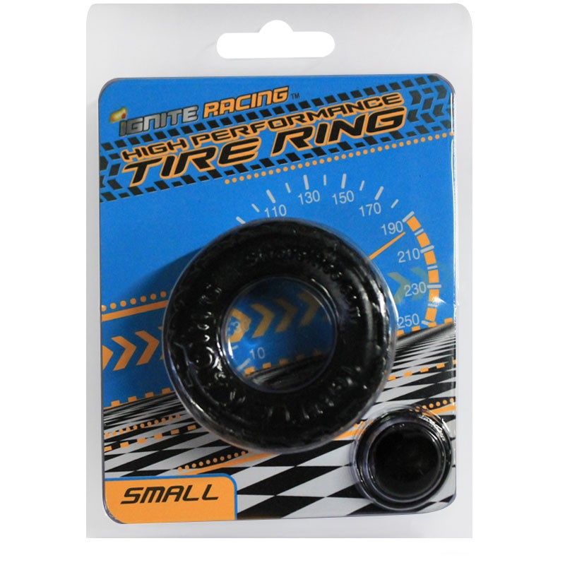 SI High Performance Tire Ring Small Black