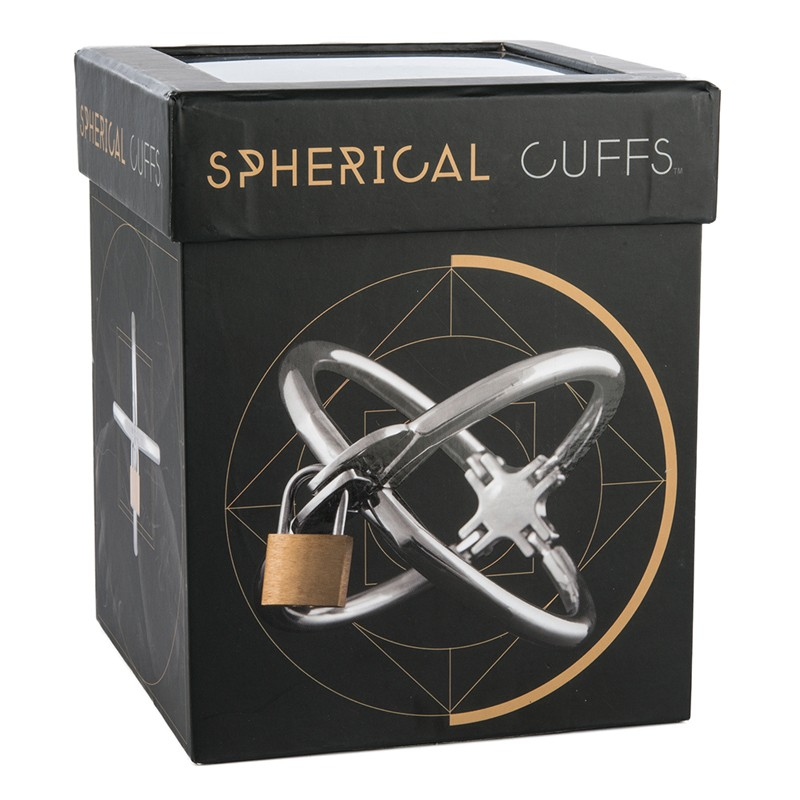 SI Large Spherical Wrist Cuffs