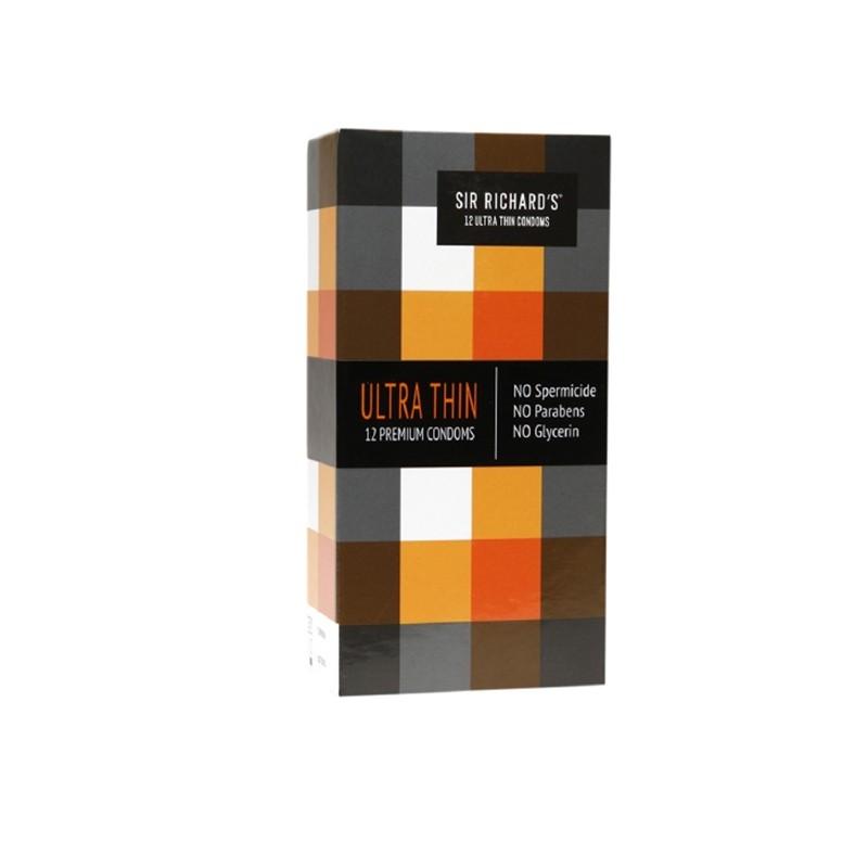 Sir Richards Ultra Thin Condom 12pk