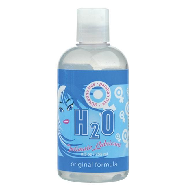 Sliquid Naturals H2O Intimate Lubricant 8.5oz