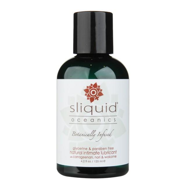 Sliquid Organics Oceanics Natural Intimate Lubricant 4.2oz