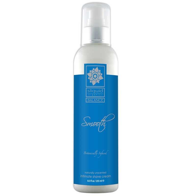 Sliquid Smooth Unscented Shave Cream 8.5oz