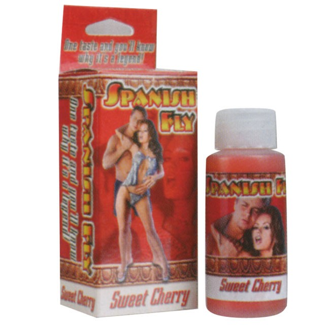 Spanish Fly Sweet Cherry 1 fl oz