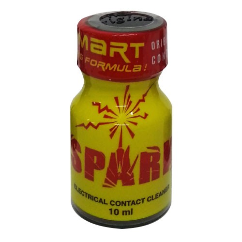 Spark 10cc 18pk Electrical Contact Cleaner