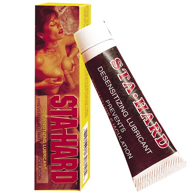 Sta-Hard Lube (1.5oz)