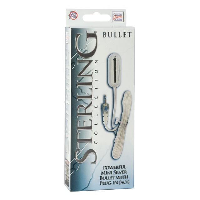 Sterling Collection™ - Mini Silver Bullet