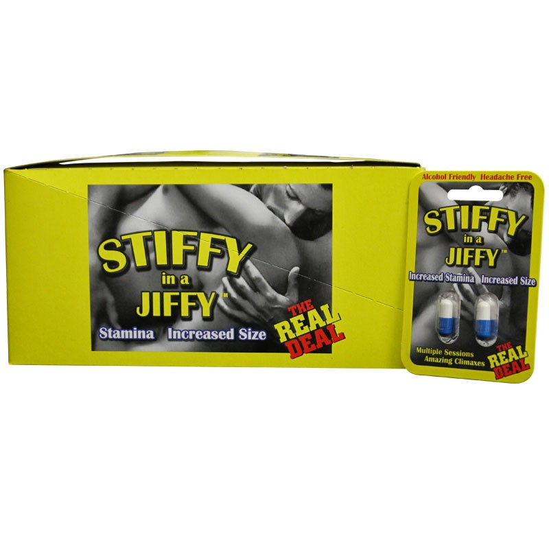 Stiffy In A Jiffy Dp (24/2ct)