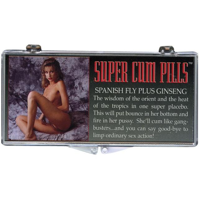 Super Cum Pills