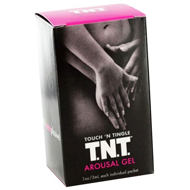T.N.T Arousal Gel for Women (12 1oz sachets)