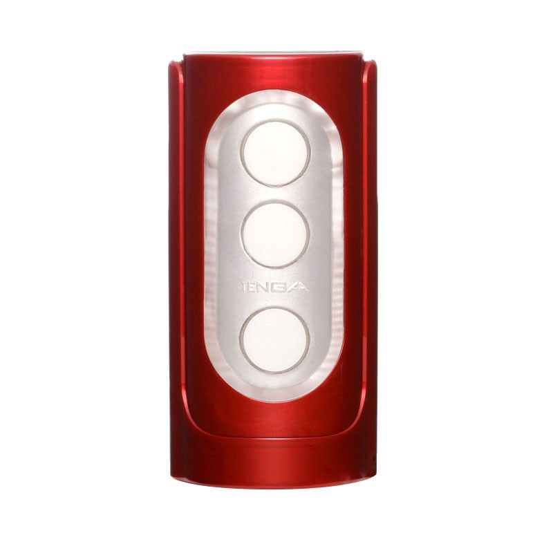 Tenga Flip Hole Stroker-Red