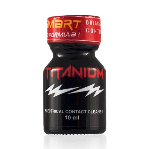 Titanium 10cc 18pk Electrical Contact Cleaner