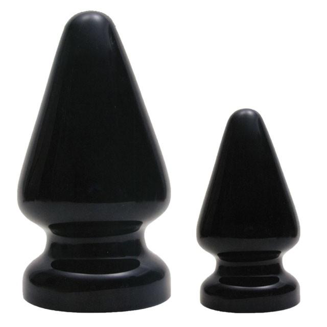 TitanMen - 3.75 inch Ass Servant Black