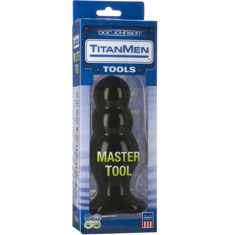 TitanMen - Master Tool #4 Black