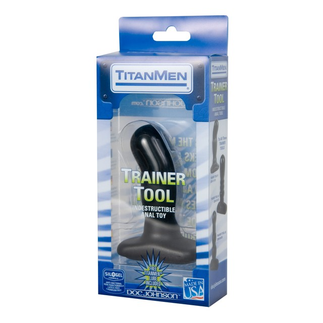 TitanMen - Trainer Tool #1 Black