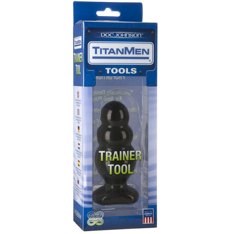 TitanMen - Trainer Tool #4 Black