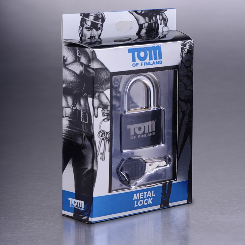 Tom of Finland Lock
