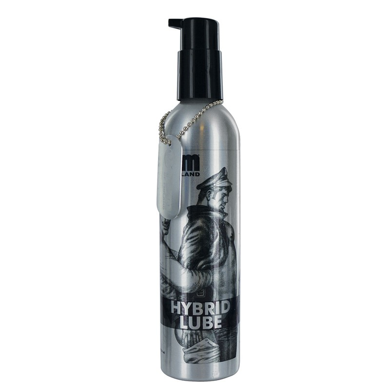 Tom of Finland Toms Spit Hybrid Lubricant 8oz