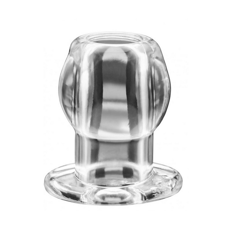 Tunnel Plug - Clear - X-Large