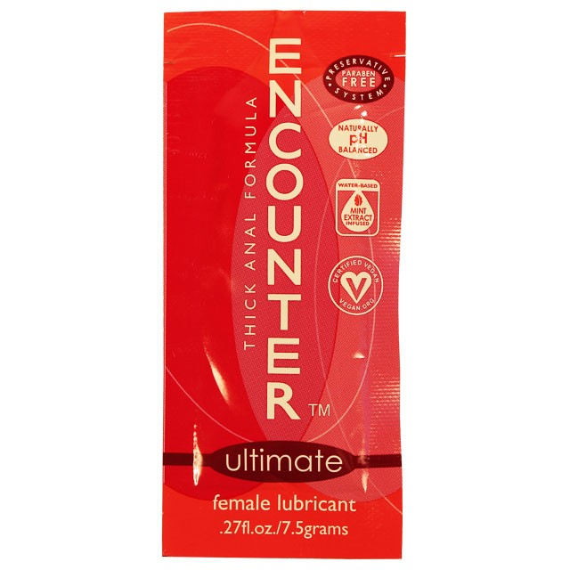 Ultimate Encounter Femal Thick Anal Formula (.27oz foil)
