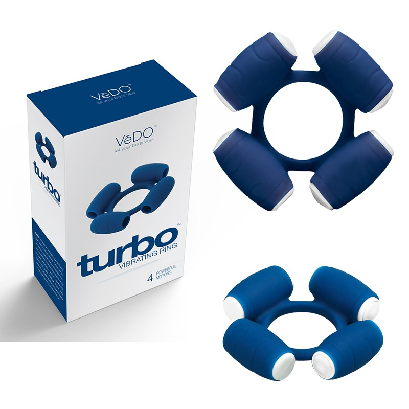 VeDO Turbo Vibrating Ring Midnight Madness