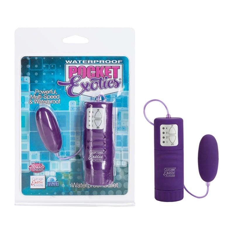 Waterproof Pocket Exotics - Waterproof Bullet