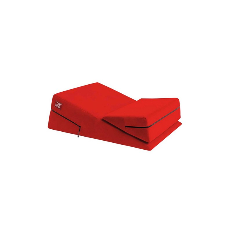 Wedge and Ramp Combo Red