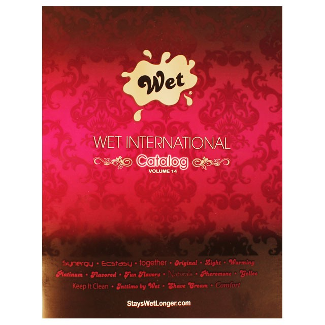 Wet Catalog 14 (English Only)