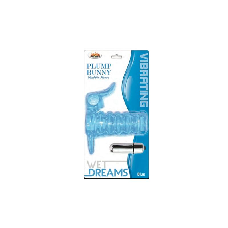 Wet Dreams Plump Bunny Blue
