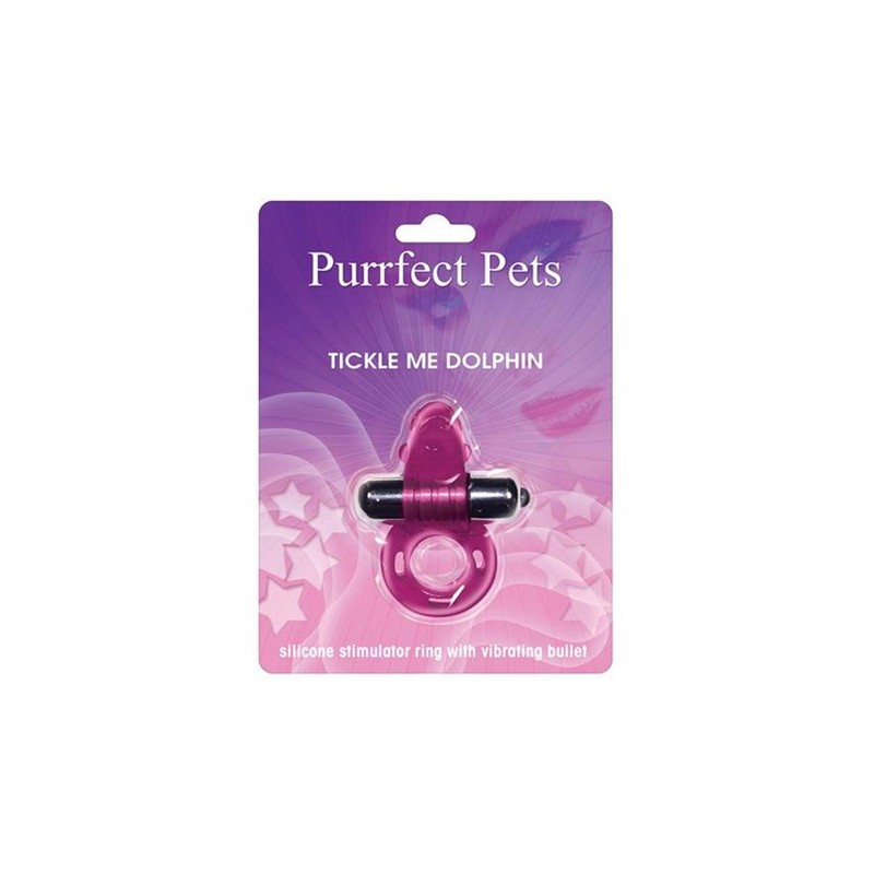 Wet Dreams Purrrfect Pets (Tickle Me Dolphin Pink)