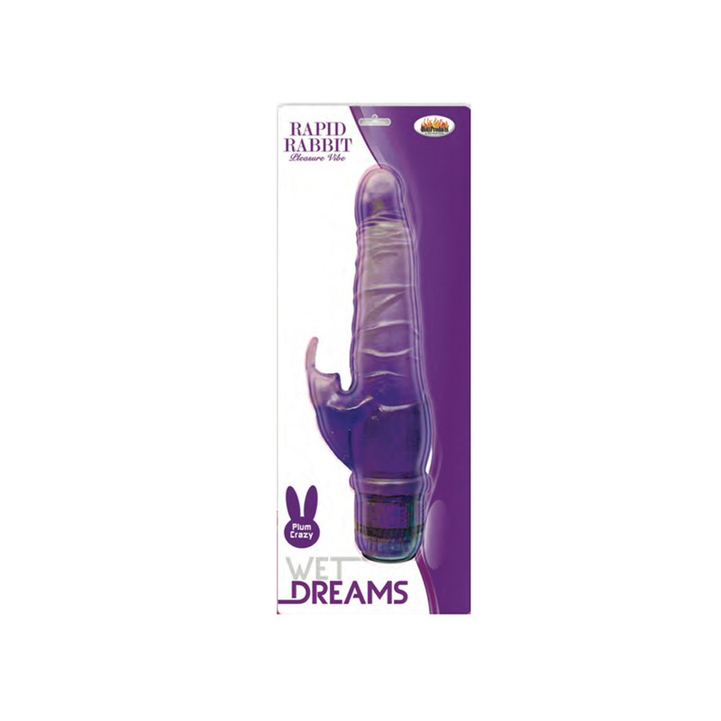 Wet Dreams Rapid Rabbit Purple