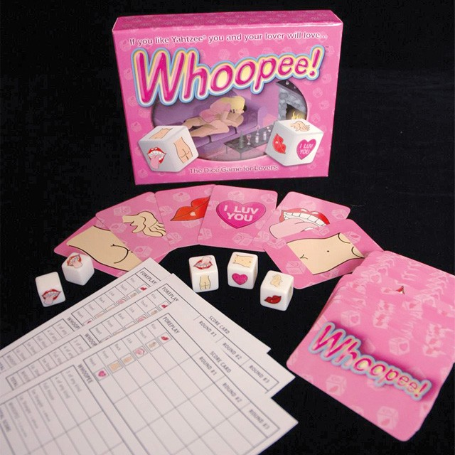 Whoopee! The Dice Game For Lovers