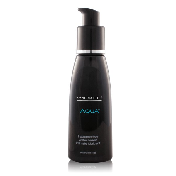 Wicked Aqua Lubricant 2oz.