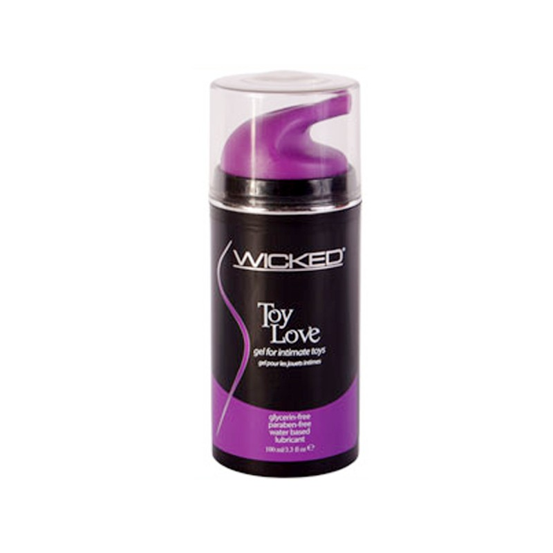 Wicked Toy Love Lubricant 3.3oz.