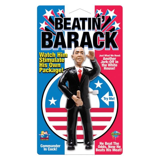 Wind Up Beatin Barack