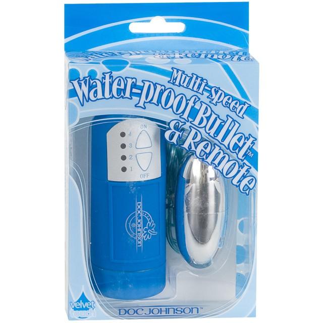 WP Bullet (Blue/Silver)