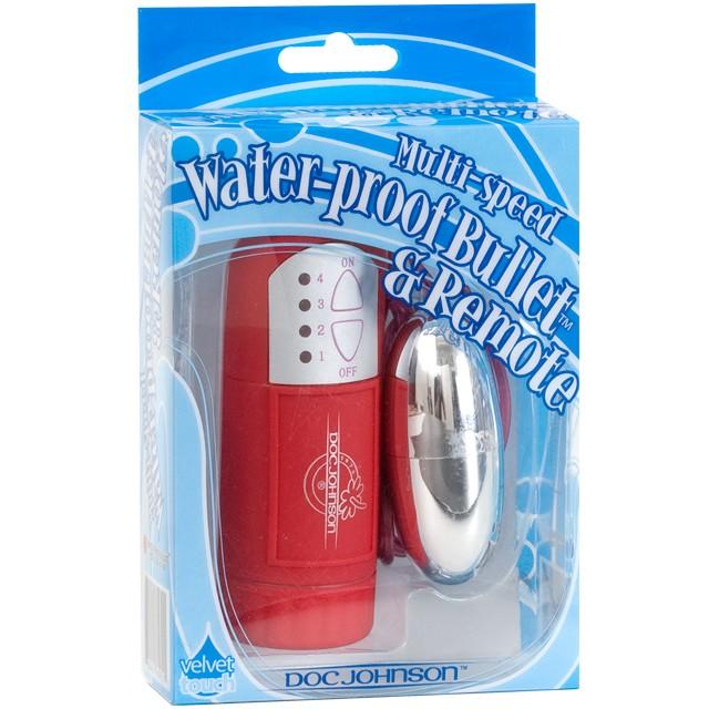 WP Bullet (Red/Silver) Bullet