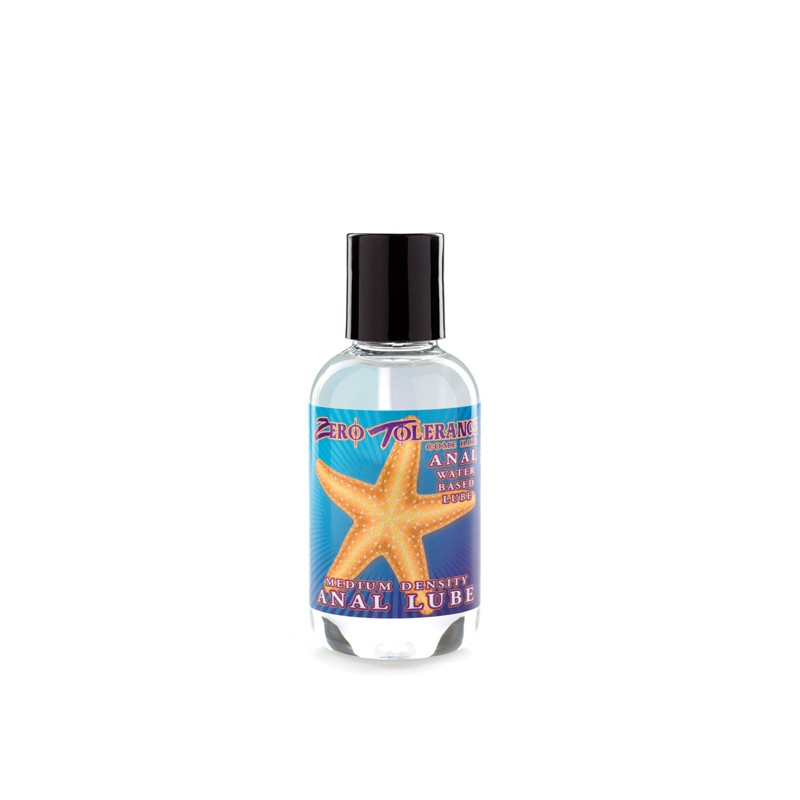 Zero Tolerance Anal Lube Water Based 2oz