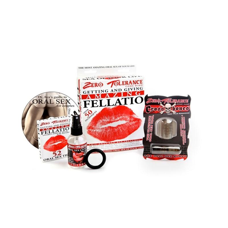 Zero Tolerance Getting & Giving Amazing Fellatio Kit