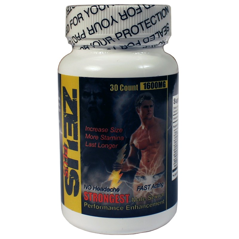 Zeus Male Supplement Bottle (30)