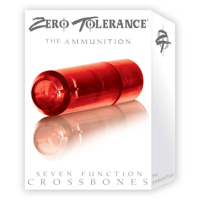 ZT Ammunition Clear Red