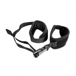 Adjustable Handcuffs (Black)