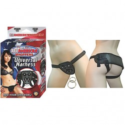 All American Whoppers Universal Harness (Black)
