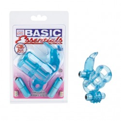 Basic Essentials Double Trouble Vibrating Support System