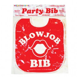 Blow Job Bib