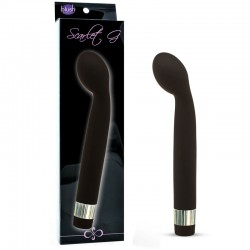Blush Rose Scarlet G Spot Vibe (Black)