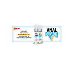 Body Action Anal Bleach Gel 1oz