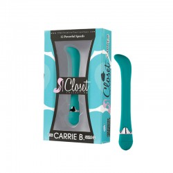 Closet Collection Carrie B Slim G 12 Function Turquoise
