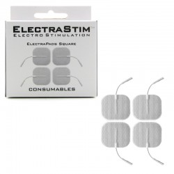 Electrapads-Square (Set of 4)
