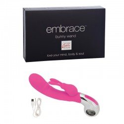embrace bunny wand - Pink