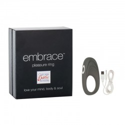 Embrace Pleasure Ring - Grey